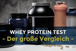 Whey Protein Test Titelbild