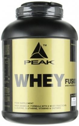Peak Whey Fusion, Vanille, 2260 g - 1
